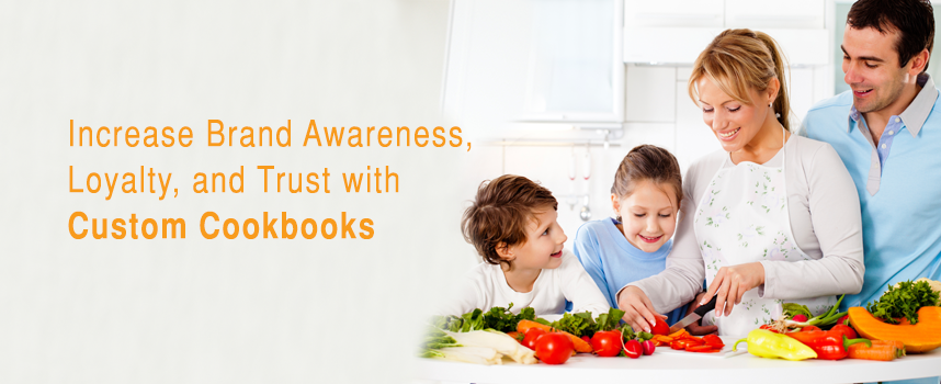 Custom Healthy Cookbooks